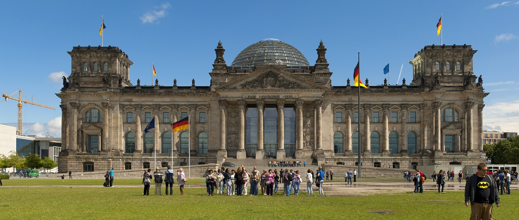 Reichstag-Berlino