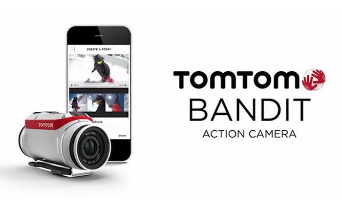 TomTom-Bandit-action-cam