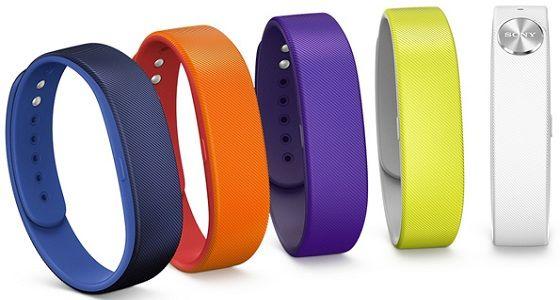 Sony-SmartBand-SWR10-colori