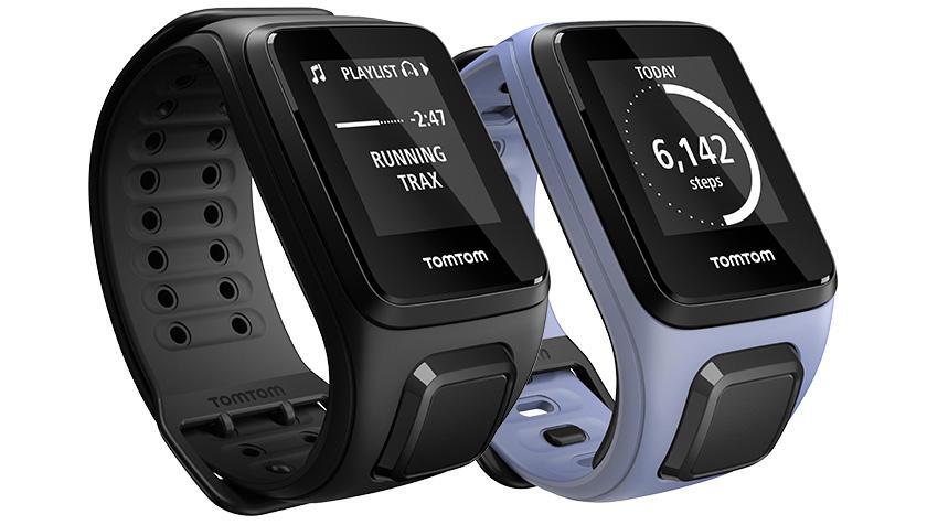 Smartwatch Bracciale Scuro-Blu Per TomTom RUNNER//Spark GPS orologi