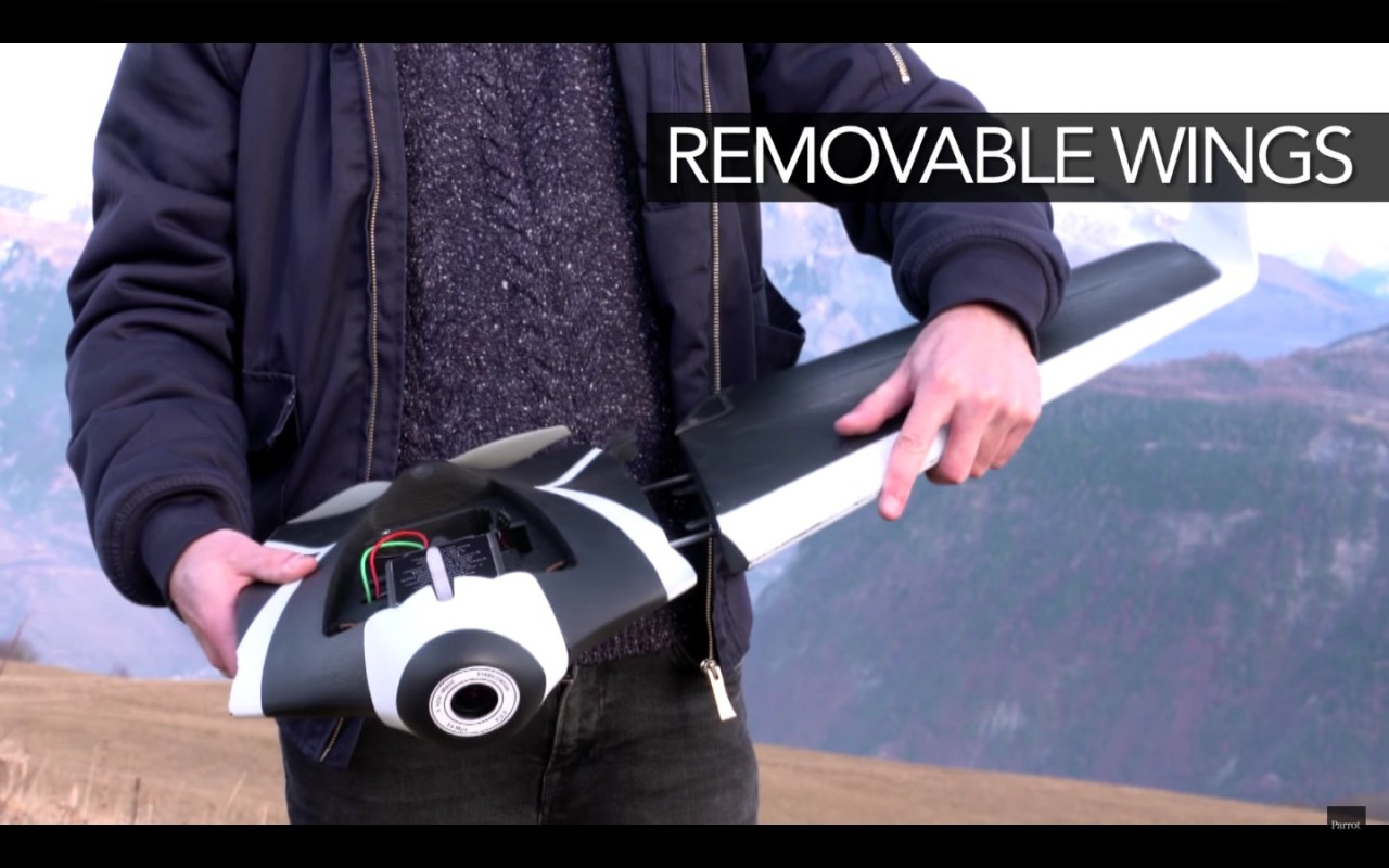 parrot-disco-remove-wings