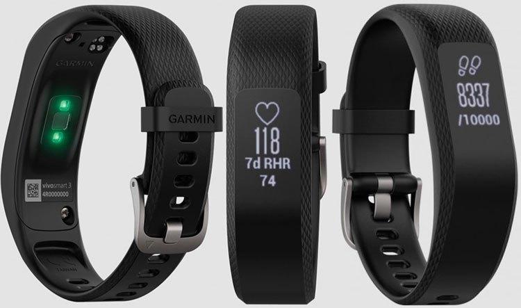 Garmin vivosmart 3 - prezzo e caratteristiche ⋆ Sport Gadgets