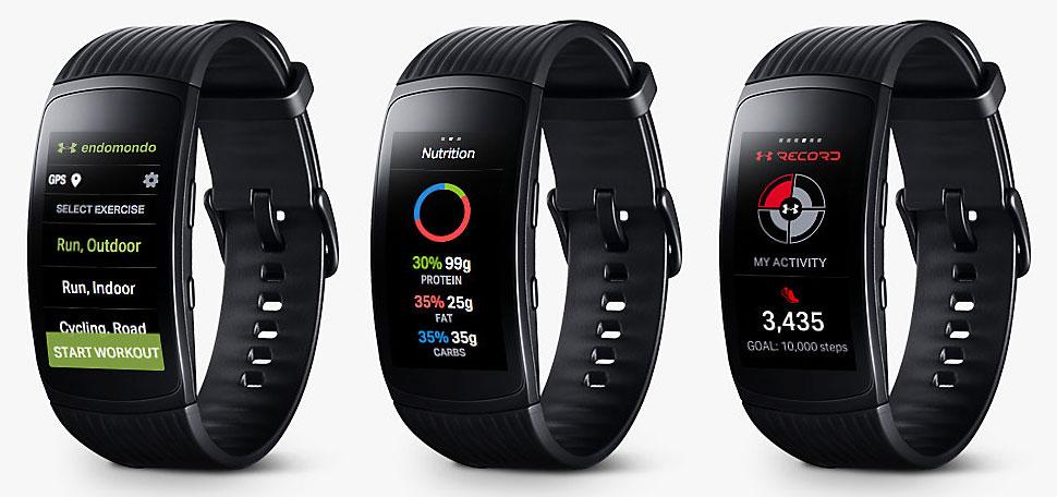 Samsung Gear Fit2 Pro ⋆ recensione ⋆ Sport Gadgets