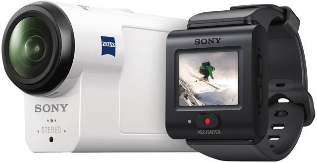 migliori action cam Sony