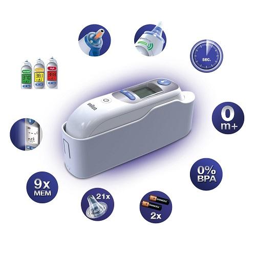 migliori termometri digitali per febbre