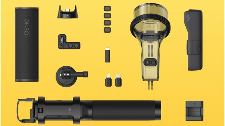 dji osmo pocket accessories